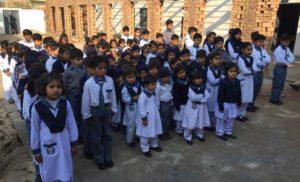 Children Morning Assembly