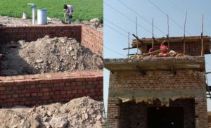 Construction of the Filtration Plant