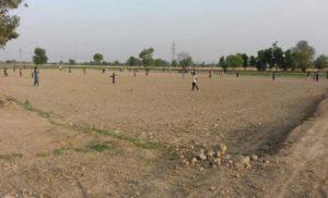 Dirt Playground