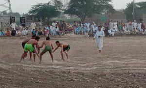 Kabbdi tournament