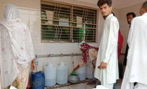 Water Filtration Output